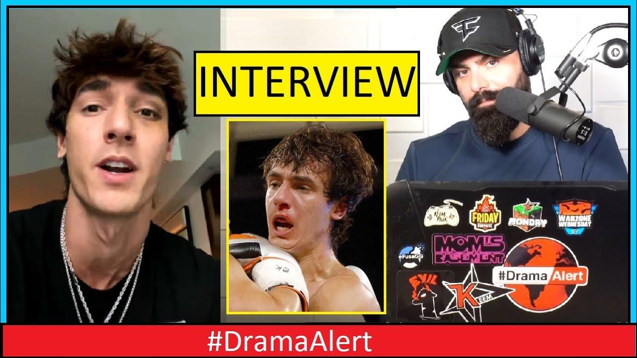 "Bryce Hall INTERVIEW #DramaAlert  "" I will be BACK! ""   Bryce Hall vs Deji?"