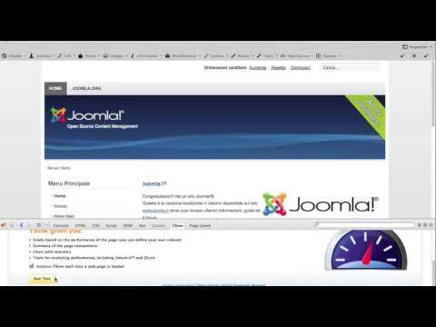 Tutorial Sul Plugin Di Joomla: Jch Optimize