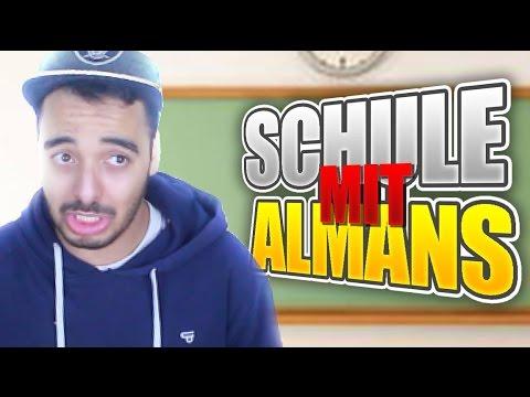 SCHULE MIT ALMANS - Teil 1 |  Lachkicks im Unterricht!!