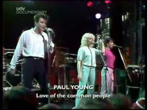 paul young - love of the common people -...