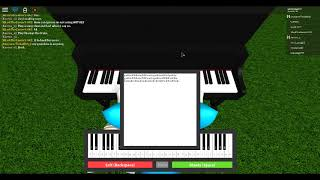 how to play spider dance on roblox piano(sheet in discription)