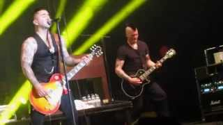 """Broilers - """"Warte Auf Mich"""" live auf dem Hessentag Bensheim, 07.06.2014"""