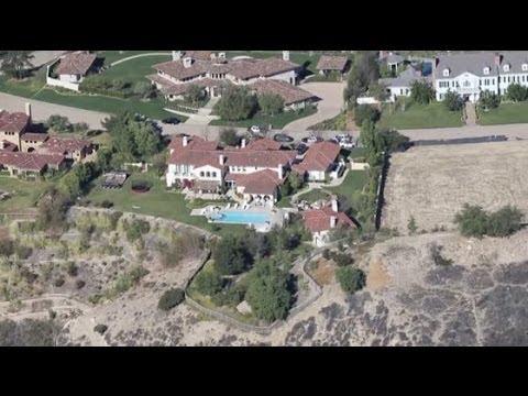 Kourtney Kardashian et Scott Disick emménagent près de chez Justin Bieber