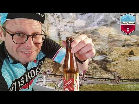 Cervuelta: Het Vuelta bier van Het is Koers! x Brouwerij de Leckere