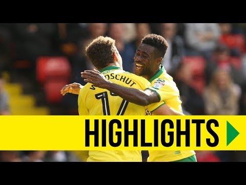 HIGHLIGHTS: Sheffield United 0-1 Norwich City