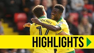 HIGHLIGHTS: Sheffield United 0-1 Norwich City