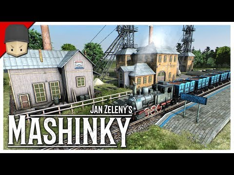 Mashinky Gameplay - Ep.05 : The Age of Industry