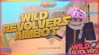 ROBLOX EXPLOIT TROLLING - WILD REVOLVERS AIMBOT/UNLIMITED COINS!! #18