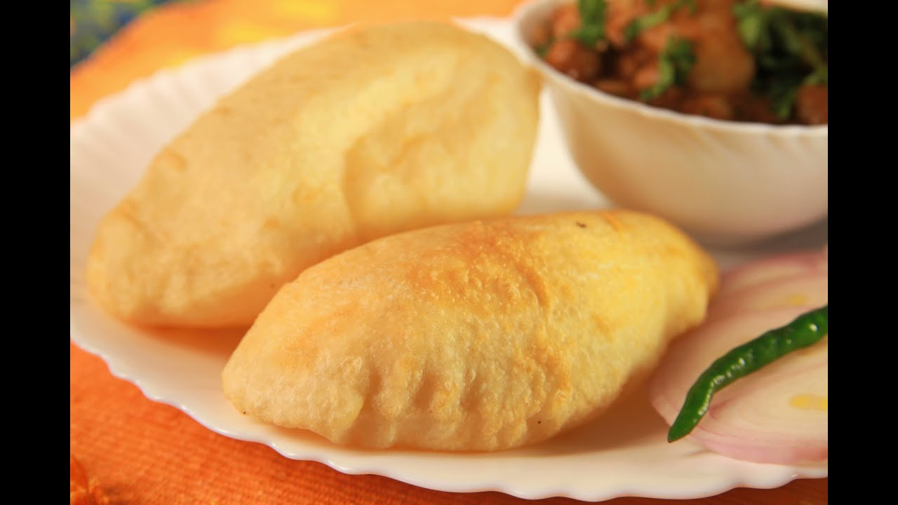 Make Bhatura At Home By Seema Youtube