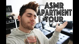 ASMR My Loft Apartment Tour (Whispered)