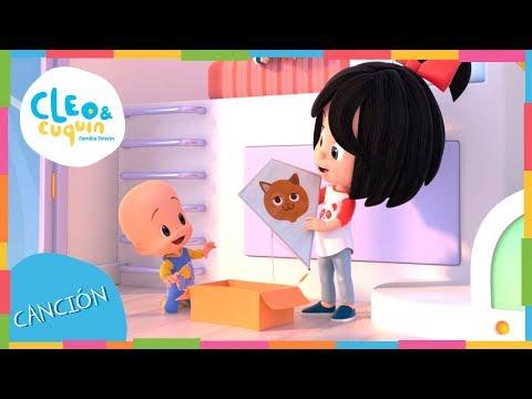 EL SEÑOR DON GATO. Cleo & Cuquin I Familia Telerin. Canciones Infantiles para niños