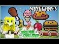 Kawaii Food Park! | Minecraft Theme Park Challenge | Ep.12
