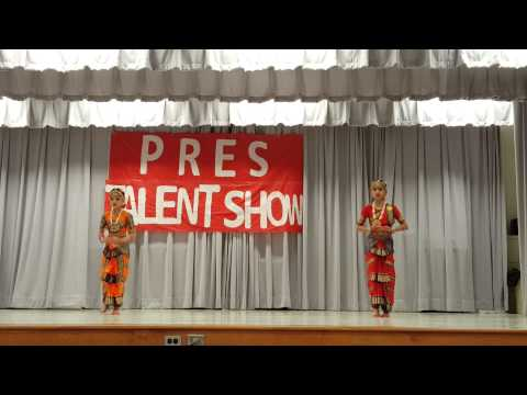 NishkaAnika Kuchipudi Pointers Run Elementary School