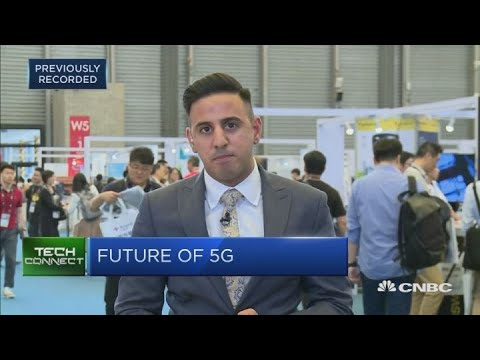 5G technology front and centre of CES Asia 2019 | Capital Connection