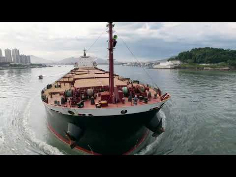 "Bulk Carrier ""Ocean Zenon"" - 15/05/2021"