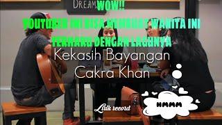 Download CAKRA KHAN - KEKASIH BAYANGAN [LIRIK]   LR
