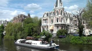 Прогулка по Амстердаму. Amsterdam.(Амстерда́м — столица и крупнейший город Нидерландов. Является столицей королевства с 1814 года. Название..., 2016-06-28T13:52:20.000Z)