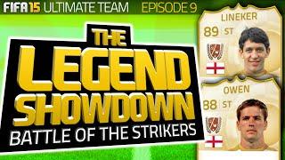 FIFA 15 - THE LEGEND SHOWDOWN #9 - FML WALCOTT ST! (FIFA 15 ULTIMATE TEAM)
