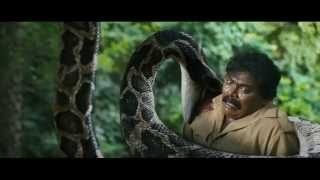 Enna Satham Indha Neram | Tamil Movie | Scenes | | Comedy | Imman Annachi caught with a snake
