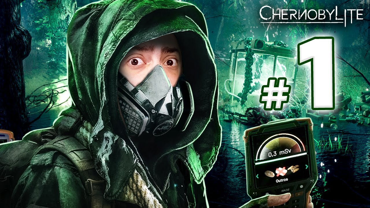 Download alanzoka jogando Chernobylite - Parte 1