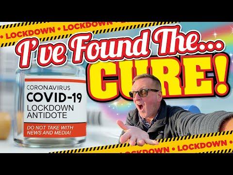 A Covid 19 Lockdown Antidote!