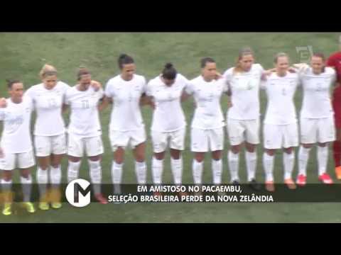 Mesa Redonda - Amistoso Da Seleção Brasileira Feminina (29/11/15)