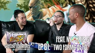 two forms of i d the excellent adventures of gootecks mike ross ft nychrisg ep 61