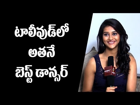 He is the best dancer in Tollywood : Pooja Jhaveri || Dwaraka Movie