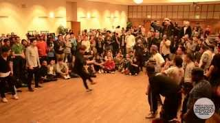 United Outkast vs Floor Obsession: 2015 Final Battle (Trinity)