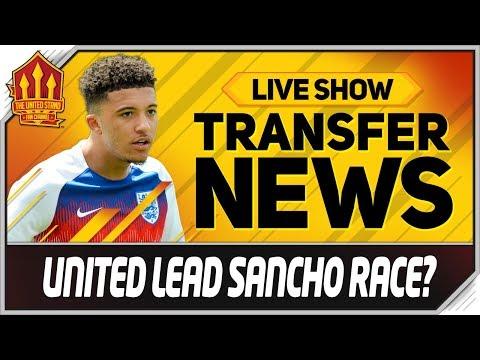 SANCHO To UNITED Next Summer? Man Utd News
