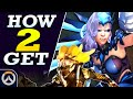 How To Get All-Star Skins! - Mercy & Lucio Overwatch 2019 All-Stars Event