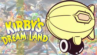 Float Islands - Kirby's Dream Land OST