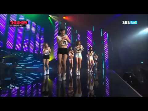 K POP Girl's Day   Cover Song Medley + Special Stage Special LIVE 20140722 3