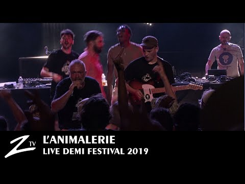Youtube: L'Animalerie – Freestyle Au Poil & Sale Gone – Demi Festival 2019 -LIVE HD