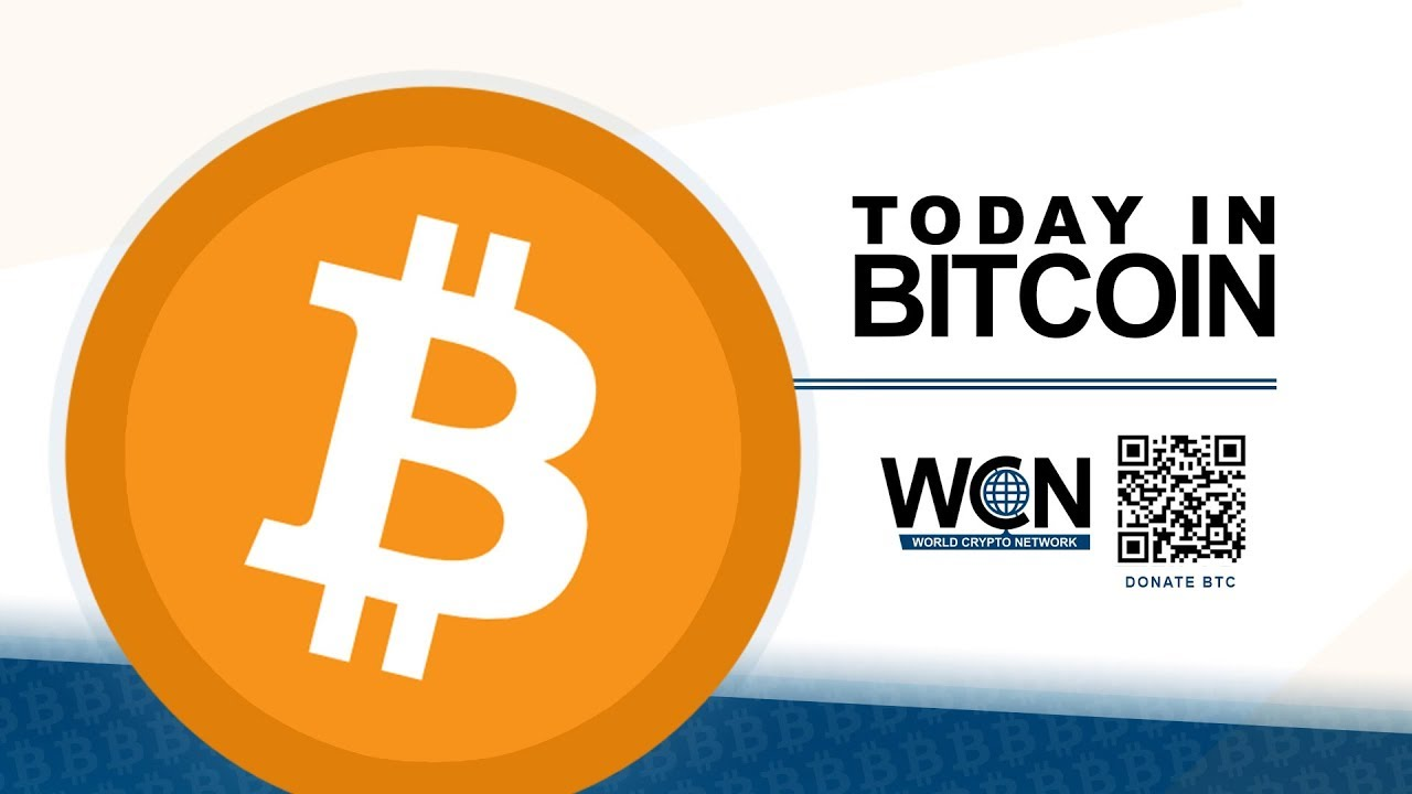 Today in Bitcoin (2018-04-18) -  FUD campaign expands - Tax Day Rally? - Heist Suspect Escapes!