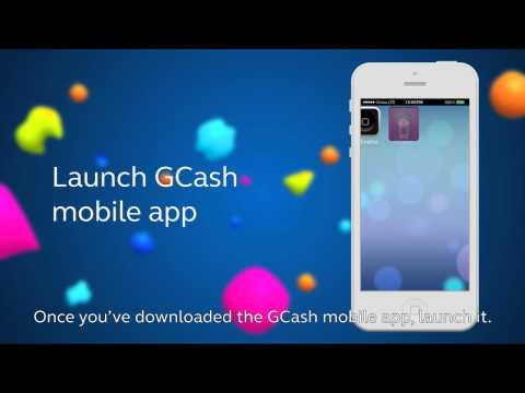 Globe Charge Tutorial 1: GCash Registration