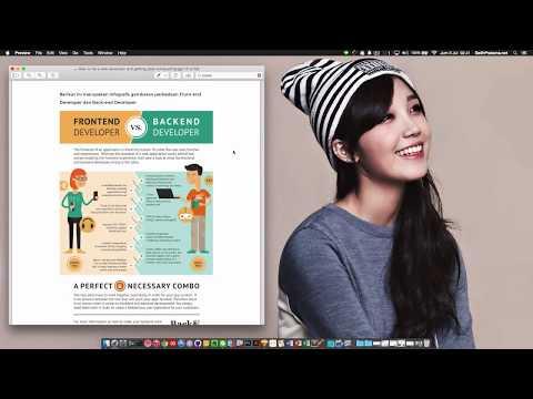 Gimana sih Cara Menjadi Web Developer atau Web Designer?
