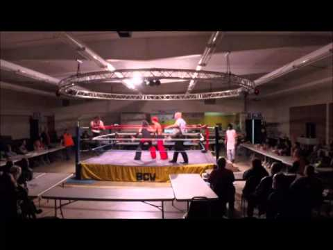 BCW 12-7-14 Semi Main Event