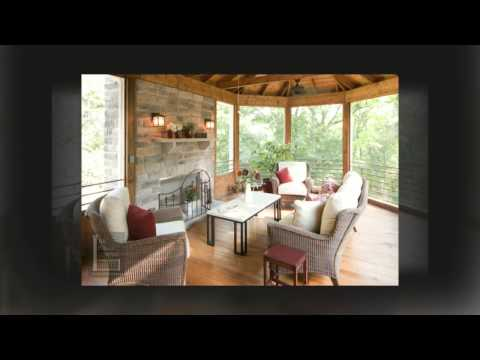 Fireplaces by The Porch Company of Nashville