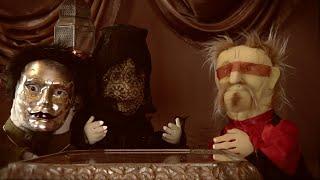 """мультфильм 4 """"История князей"""" - Страна Золотого Солнца и Элин Дворик"""