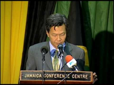 UNDP Jamaica TV: Exposition & Launch of Jamaica Partners for Peace Part 1