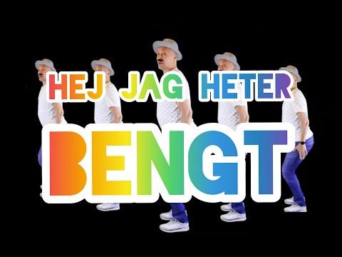 Hej Jag Heter Bengt