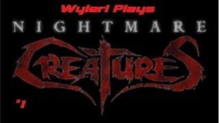 Retro Play Nightmare Creatures EP 1 MANSTAS!
