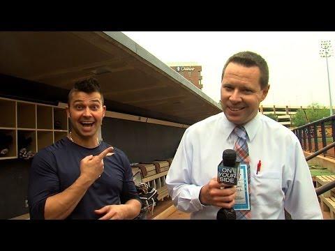 Nick Swisher Interview