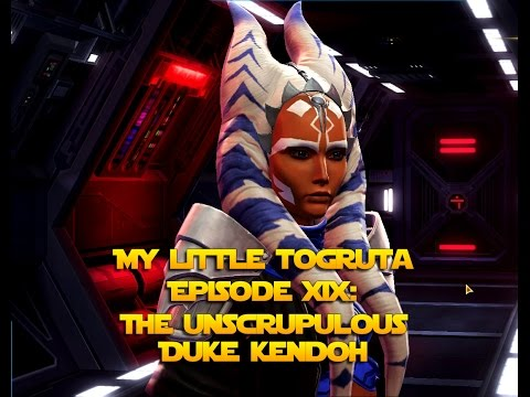 My Little Togruta - Episode XIX - The Unscrupulous Duke Kendoh
