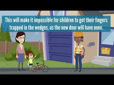 Keep Your Garage Doors Safer   Childproof Them! | Video Tip | Garage Door  Repair El Dorado Hills