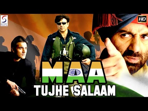 Maa Tujhe Salaam  ᴴᴰ - Bollywood Action Blockbuster Full Movie HD