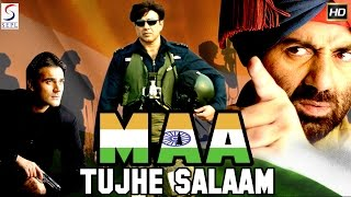 Gambar cover Maa Tujhe Salaam  ᴴᴰ - Bollywood Action Blockbuster Full Movie HD