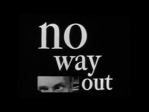 No Way Out (1950) - film noir trailer streaming vf