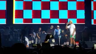 Video N.E.R.D - Lemon (Live) at Power 106 PowerHouse 2018 download MP3, 3GP, MP4, WEBM, AVI, FLV November 2018